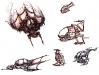 Alien-ships