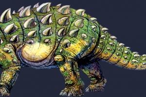 Dino Ankleosaur